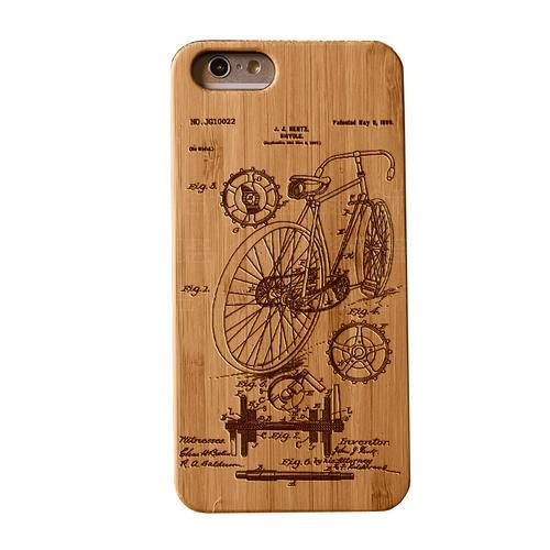 Iphone 6 Wooden Phone Phone Case Protect Phone