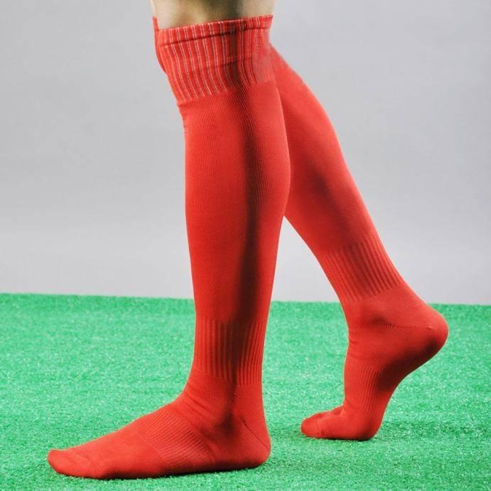 Professional-Sports-Over-Knee-Long-Socks-Football-Soccer-Baseball-High-Socks