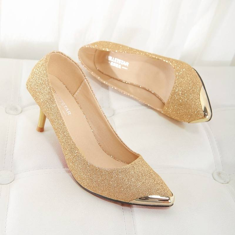 American Star Heels Women Shoe Fashion-5