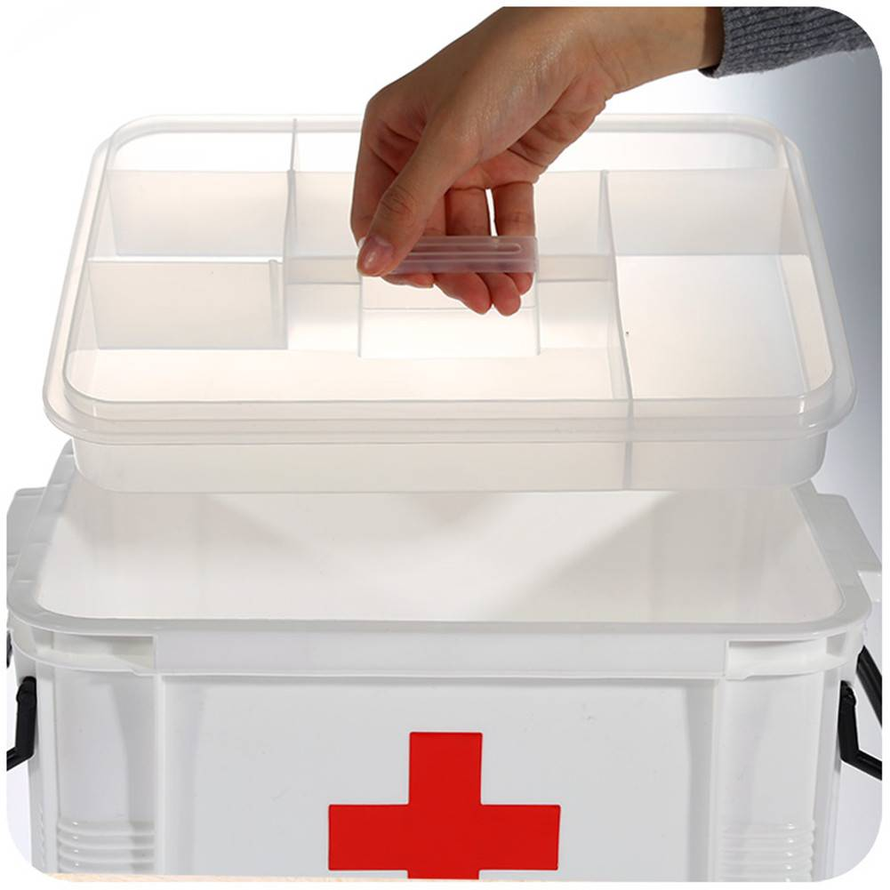 1*Medicine Storage Box. Powered By SoldEazy